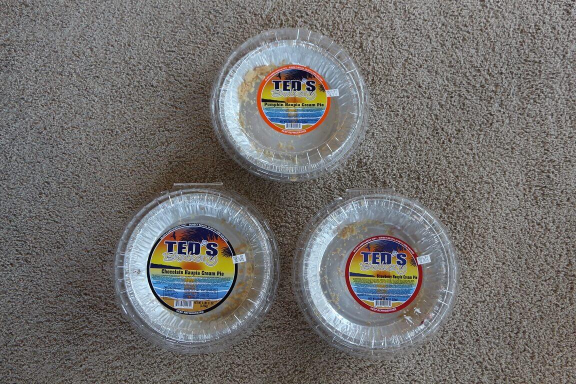 TED'S BAKERY の ハウピアパイ