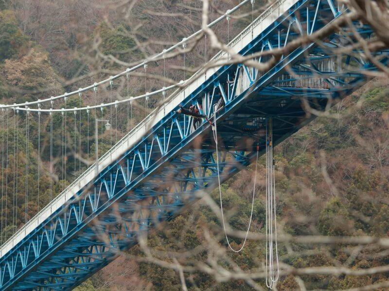 竜神大吊り橋