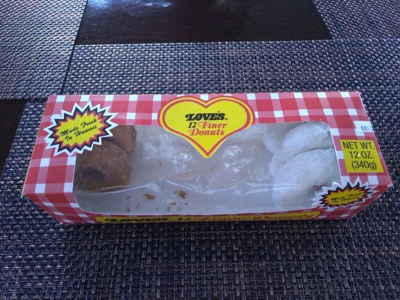 Love's のドーナッツ