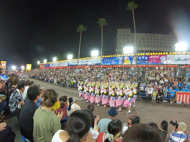 阿波踊り 2019