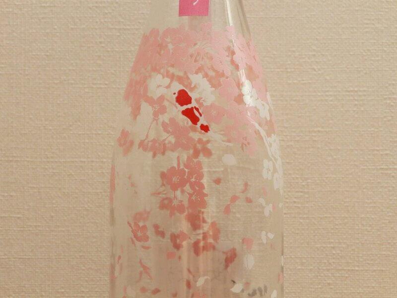 純米大吟醸 無濾過生原酒 桜もよう